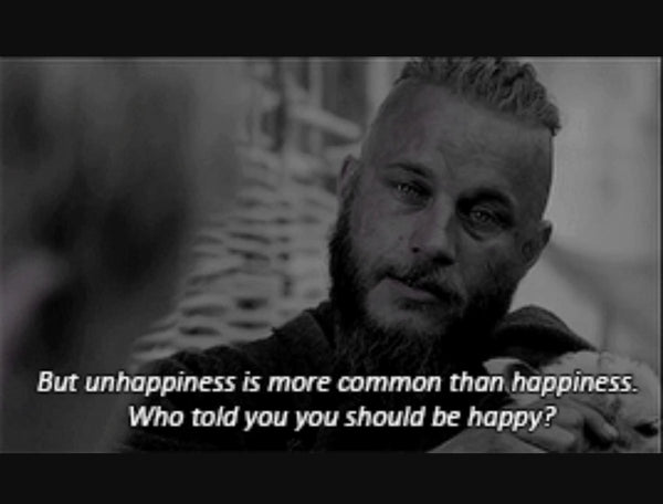 Viking quote about Ragnar Lothbrok