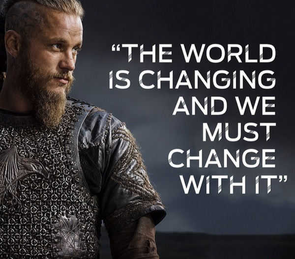 Ragnar Lothbrok quote