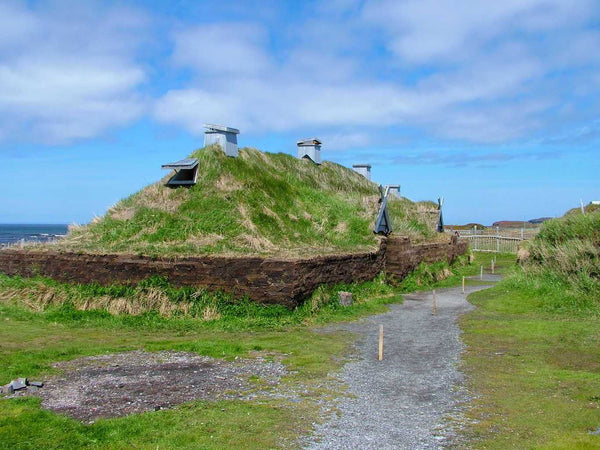 L'Anse aux Meadows First Viking Settlement in North America