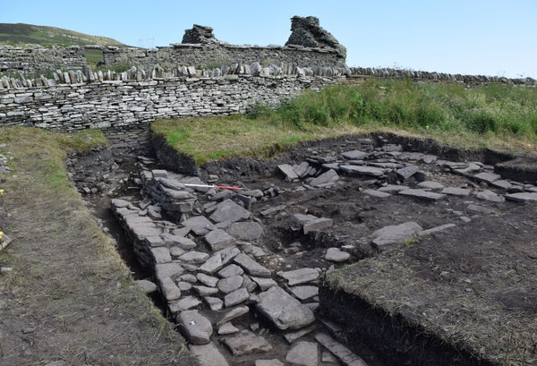 Viking settlement in Orkney