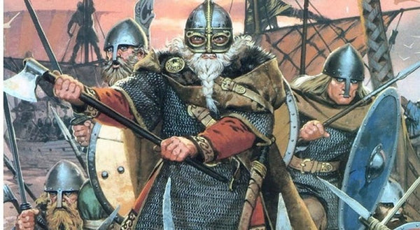 Sweyn Forkbeard started rebellion to overthrow his father