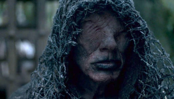 The seer in Vikings TV Series
