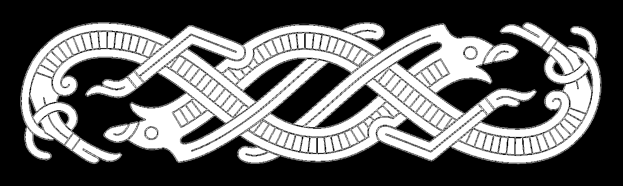 Image of Viking art Viking pattern