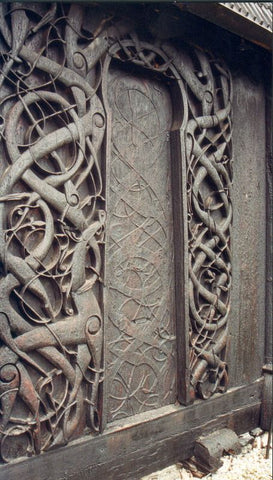 The Viking Urnes Style Viking art in the last phase of VIking glory