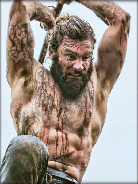 Viking warrior Rollo