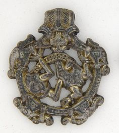 Viking Borre Style artifact