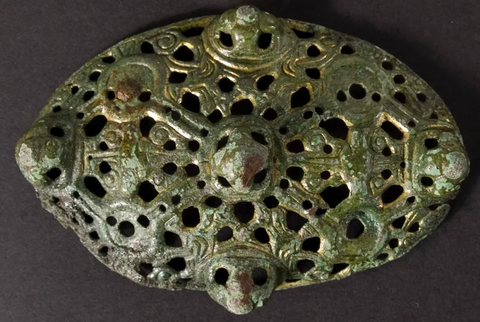 Viking brooch jewelry