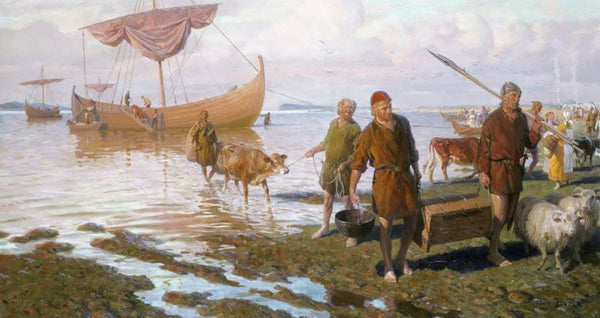 Viking daily life was not just about killing and pillaging