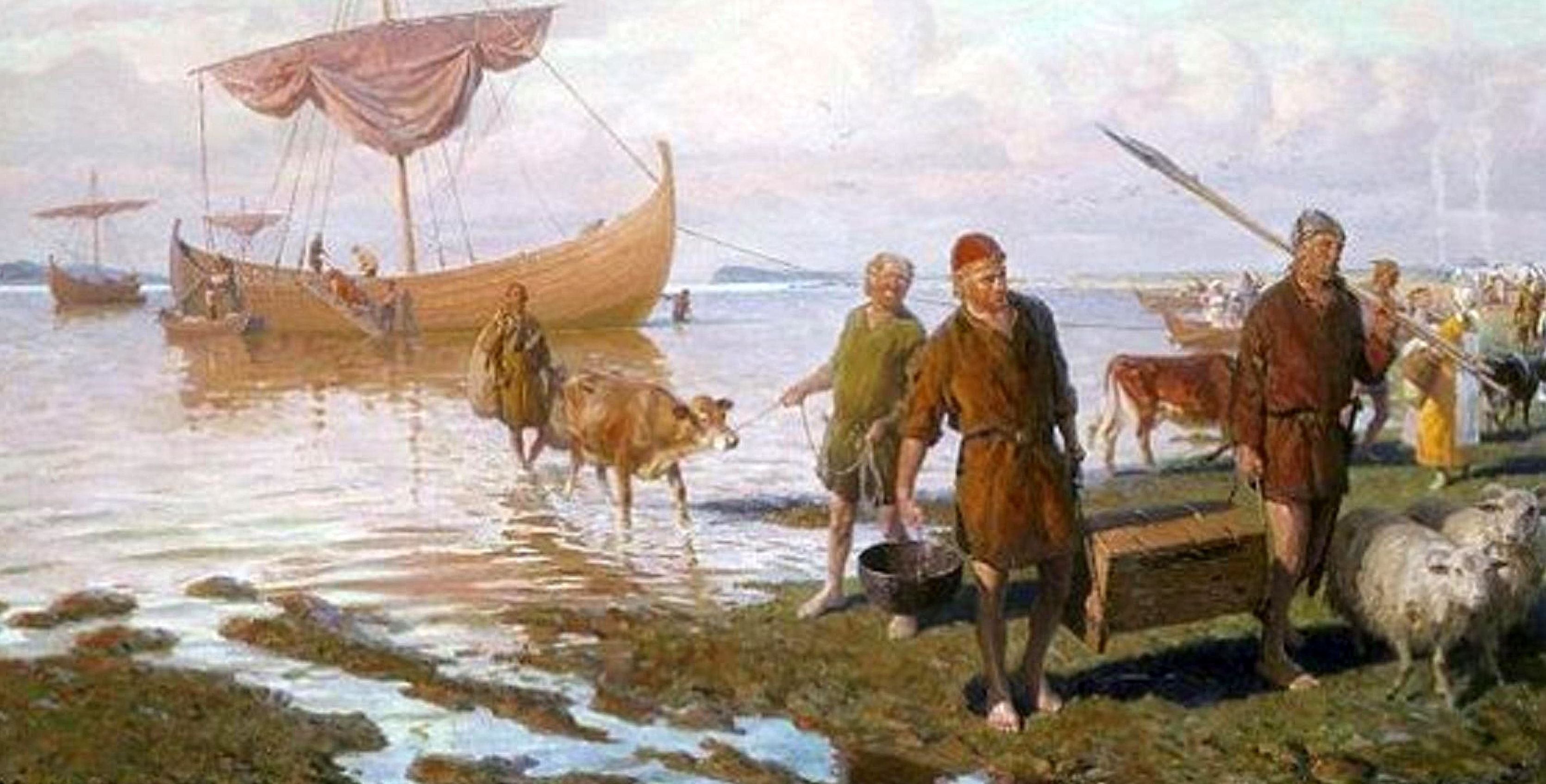 Viking farmers