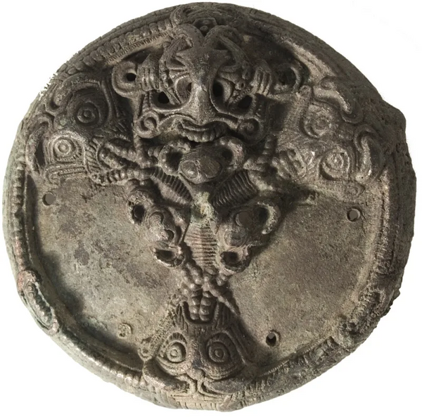 Viking high end jewelry piece found in Denmark