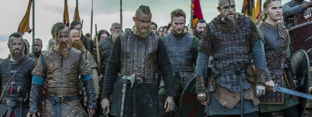 Ragnar's sons formed the Viking Great Army to overthrone Anglo-Saxons as they were seeking revenge for the death of Ragnar Lothbrok