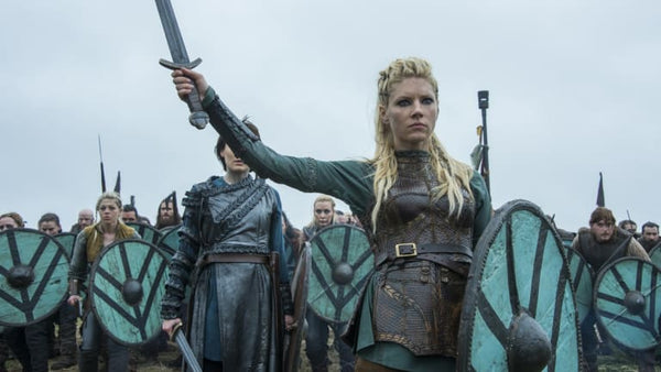 Viking shieldmaiden