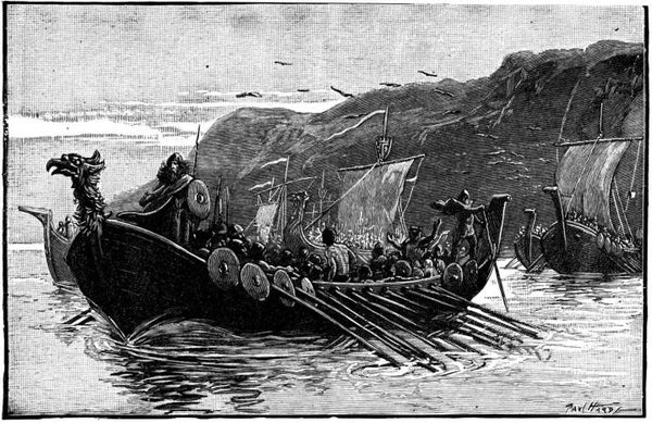 Leif Erikson the Lucky was the first Viking to land North America prior to Columbus