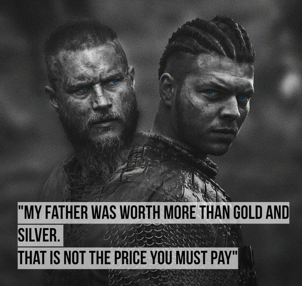 Ivar the boneless quote