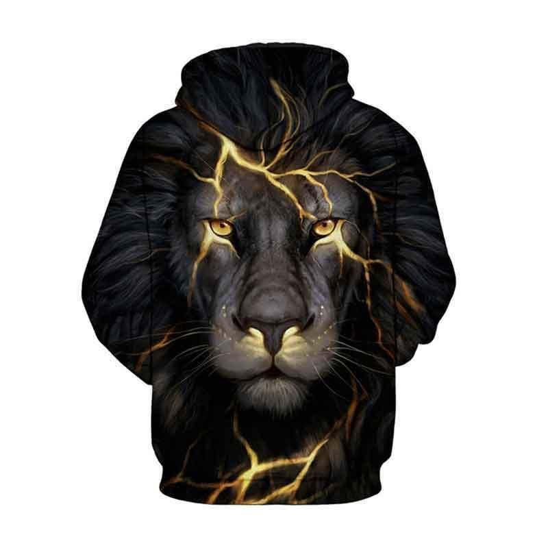 bavipower-viking-jewelry-3D Lighting Lion Hoodie-3d hoodie-BaViPower-8-S-BaViPower