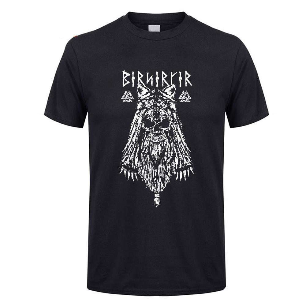 BaviPower Viking T-shirt Berserker Warrior