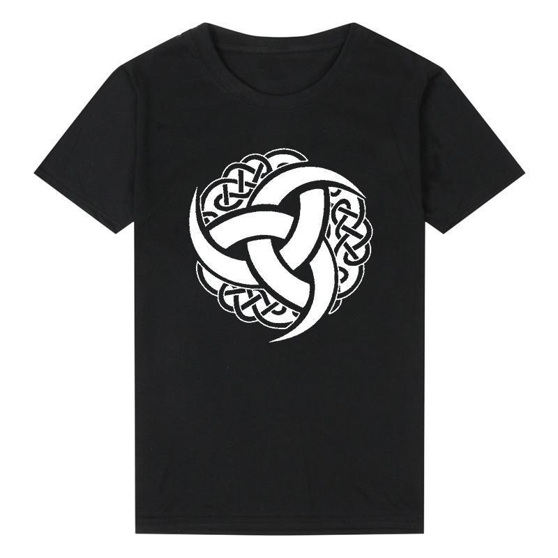 BaviPower Viking T-shirt - Odin's Triple Horn