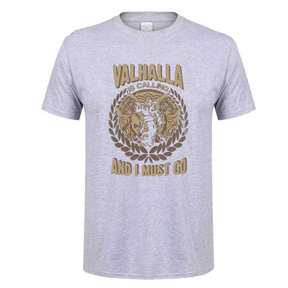 Bavipower Viking T-shirt Valhalla Is Calling