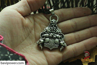 Big Thor Pendant Necklace