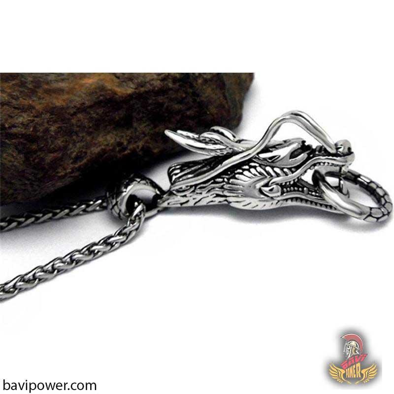Dragon Head Pendant Necklace