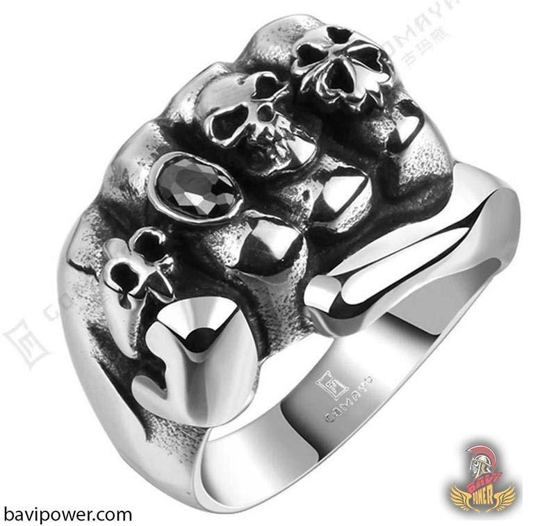 Fist of Steel Ring