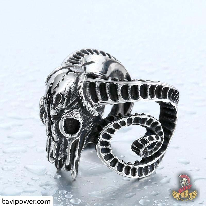 Monster Skull Ring