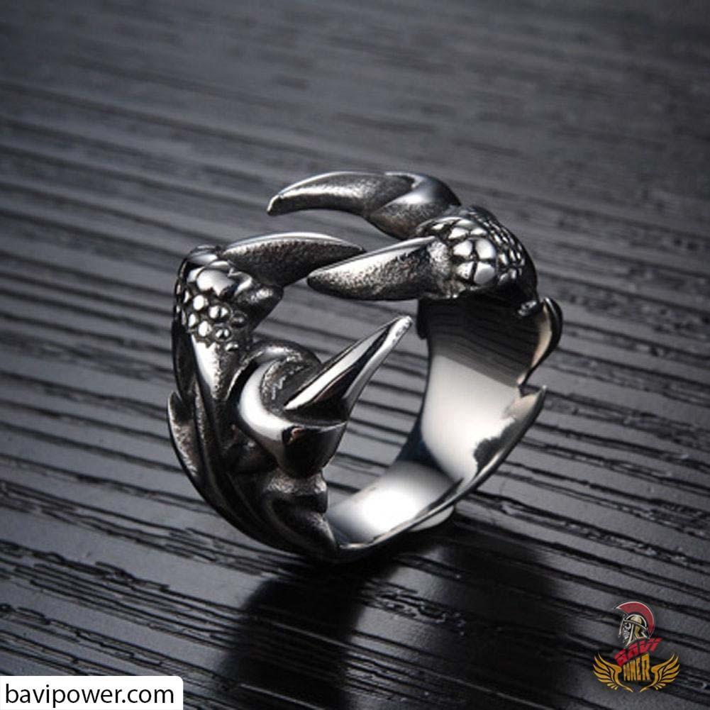New Dragon Claw Rings