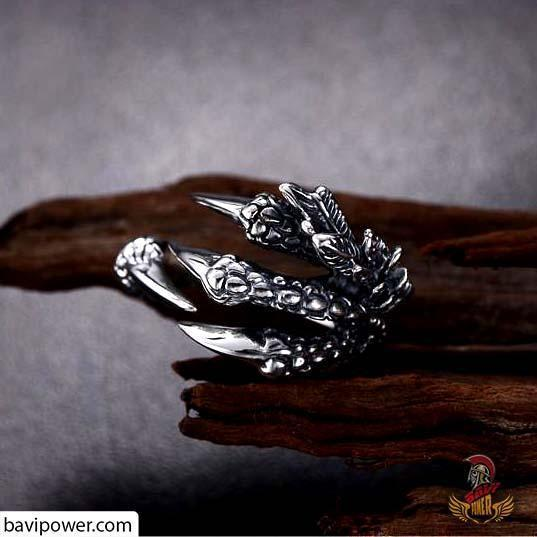 New Style Eagle Claw Ring