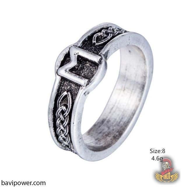 Retro Viking Ring