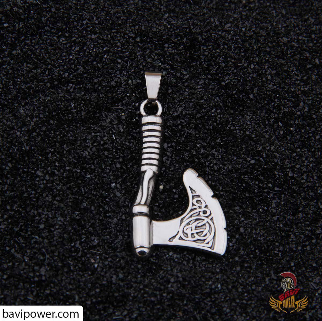 Small Viking Axe Pendant