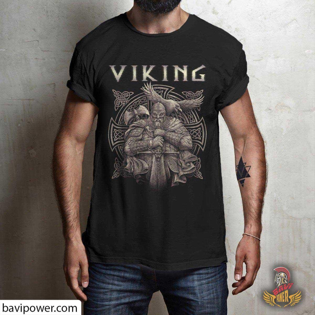 Viking T-shirt BVP002