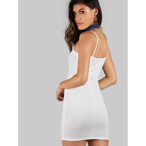 Mini Cami Bodycon Dress