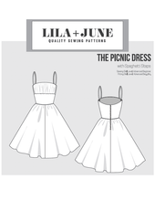 Picnic Dress Pattern