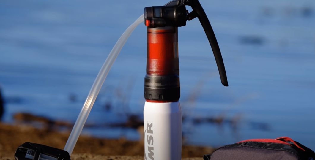 Microporous filtration kit from MSR