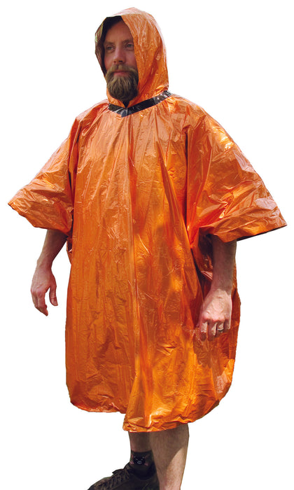Survive Outdoors Longer® Survival Poncho