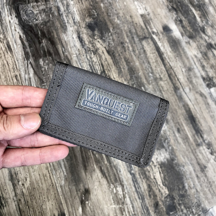 VAULT (Gen-3) RFID-Blocking Security Wallet