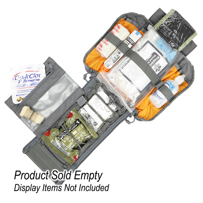 Vanquest FATPack (Gen-2): First Aid Trauma Pack (SELECT SIZE/ COLOR)