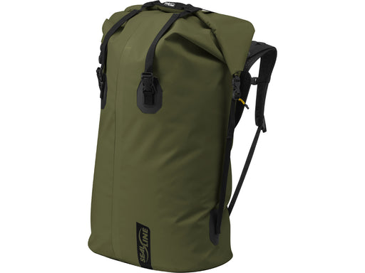 SealLine Baja Boundary Pack 65 Litre (OLIVE) FITS BUGOUT ROLL
