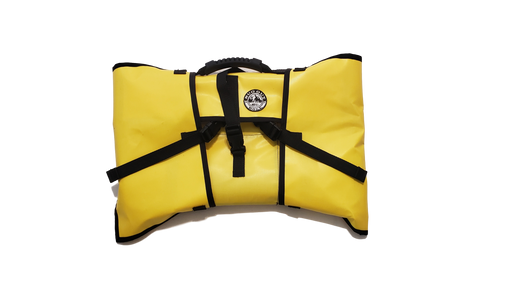 NEW! PackRoll (HIGH-VIZ YELLOW) Non-Modular Bug Out Roll