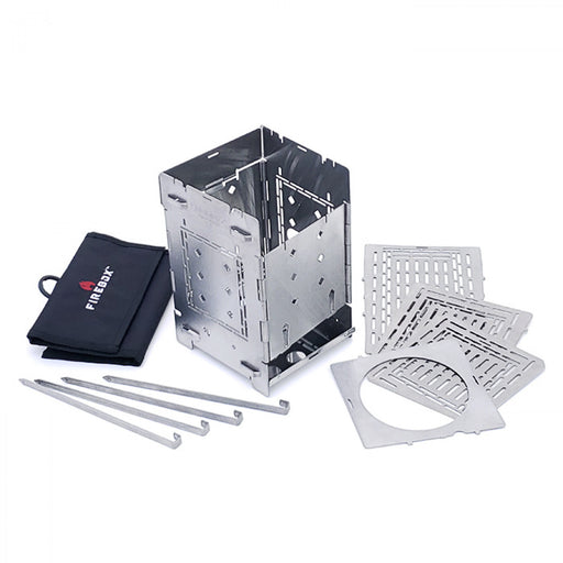 Firebox Stove 5 inch Generation 2 COMBO KIT