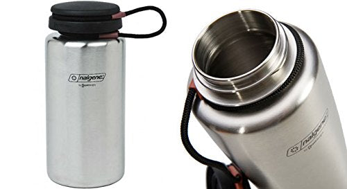 Nalgene Stainless Steel Bottle (Backordered until June 22nd)