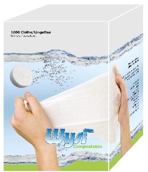 Toilet Paper Tablets- (500-1000 Pack) SELECT SIZE