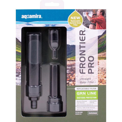 Aquamira | Frontier Pro Ultralight Water Filter