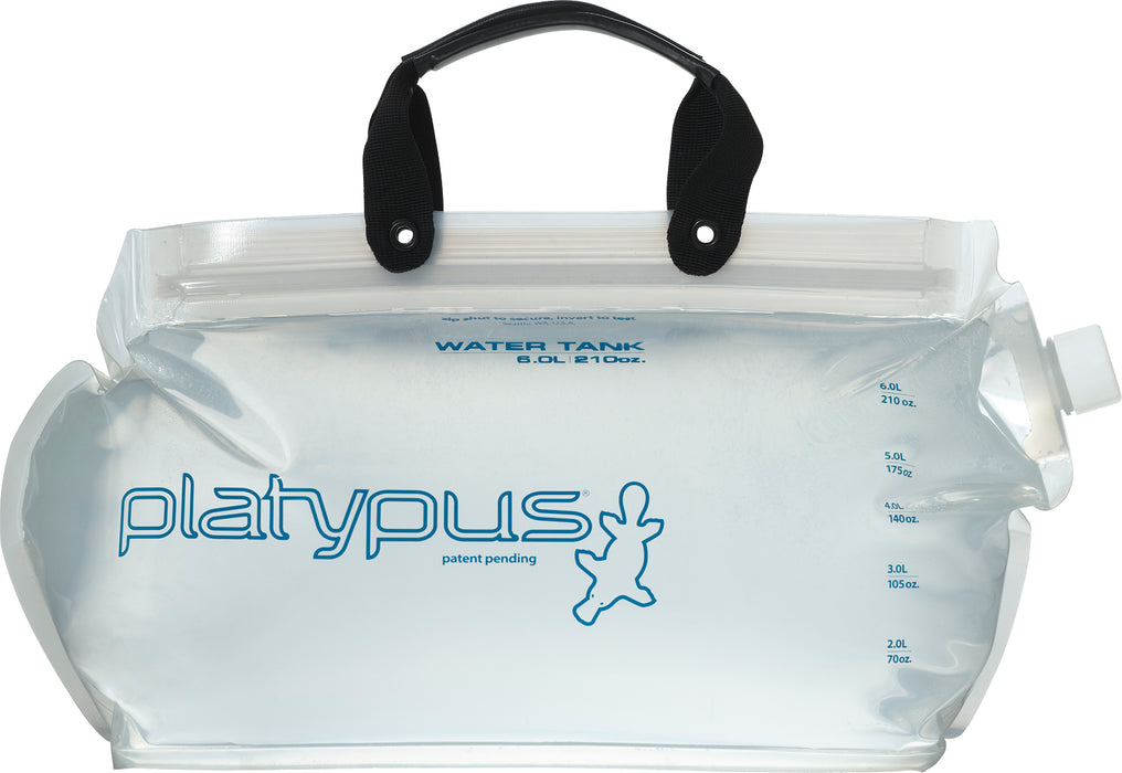 Water Tank- Platy- Platypus (6.0 Liters) Collapsible
