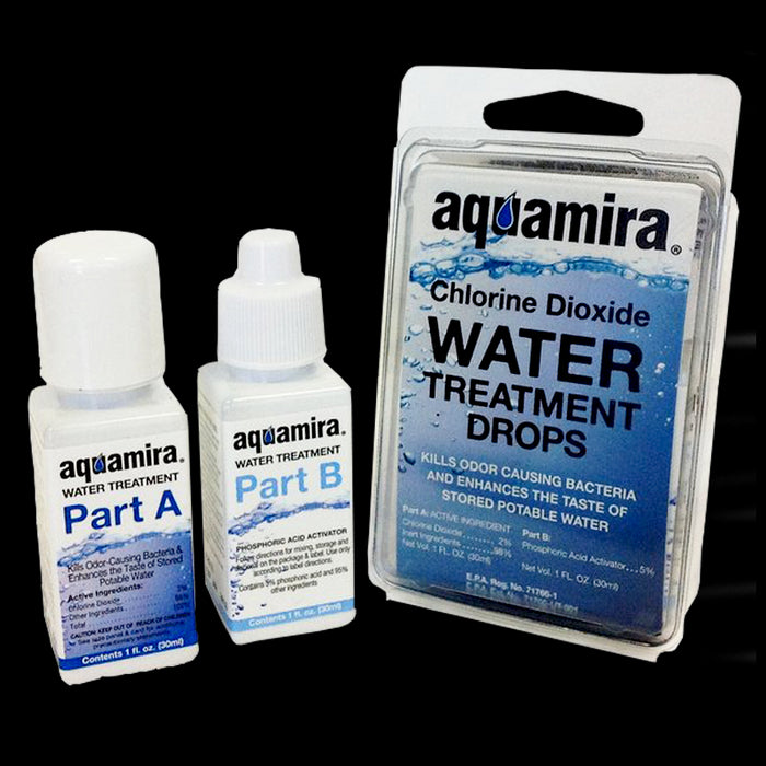 Aquamira Water Treatment System