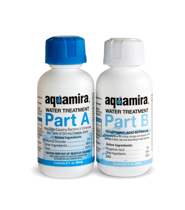 Aquamira Water Treatment System (2 ounce)