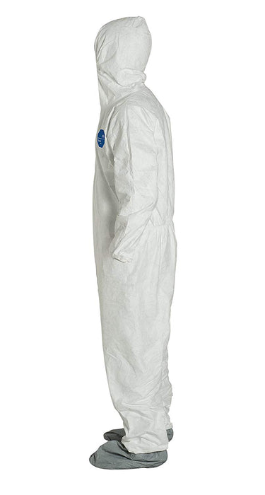 Tyvek Protective Suit - with Boots and Attached