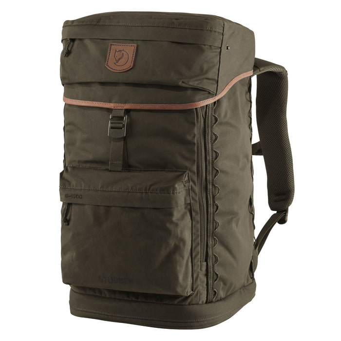 Fjällräven Singi Stubben Hunters Stool/ Backpack (Dark Olive)