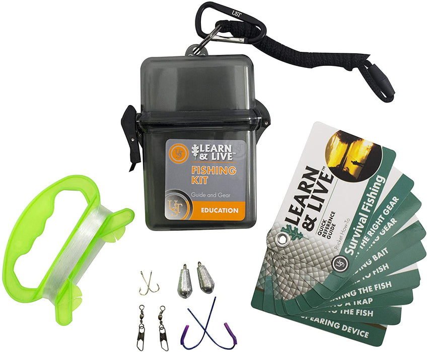 Live and Learn Mini Fishing Kit