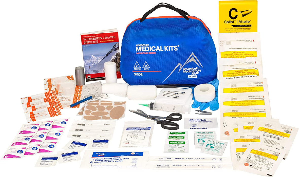 Adventure Medical Kits: GUIDE Medical Kit (7 people/ 14 days)